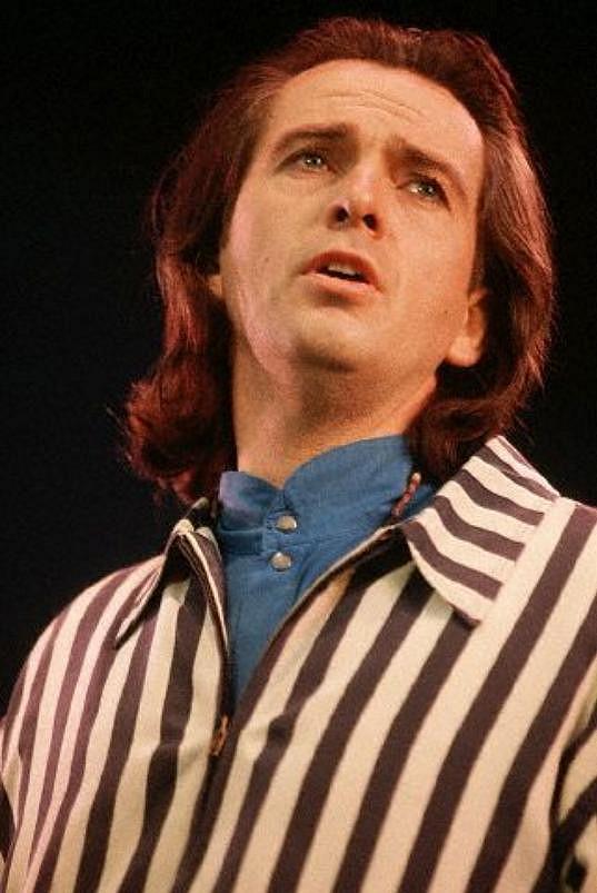 Peter Gabriel v dobách největší slávy