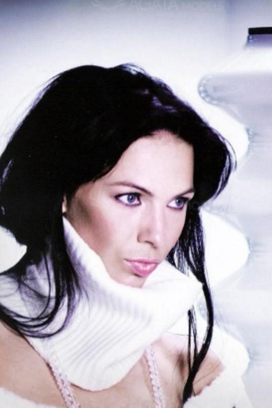 Krňanská je zavedenou českou modelkou v agentuře Jaro Models.