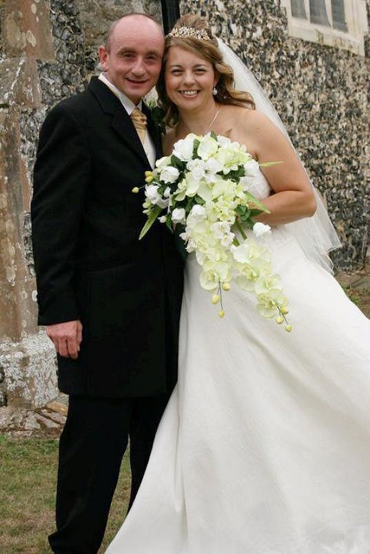 Dlouhé roky spolu v manželství zůstavali jako Stephen a Denise Taylor.