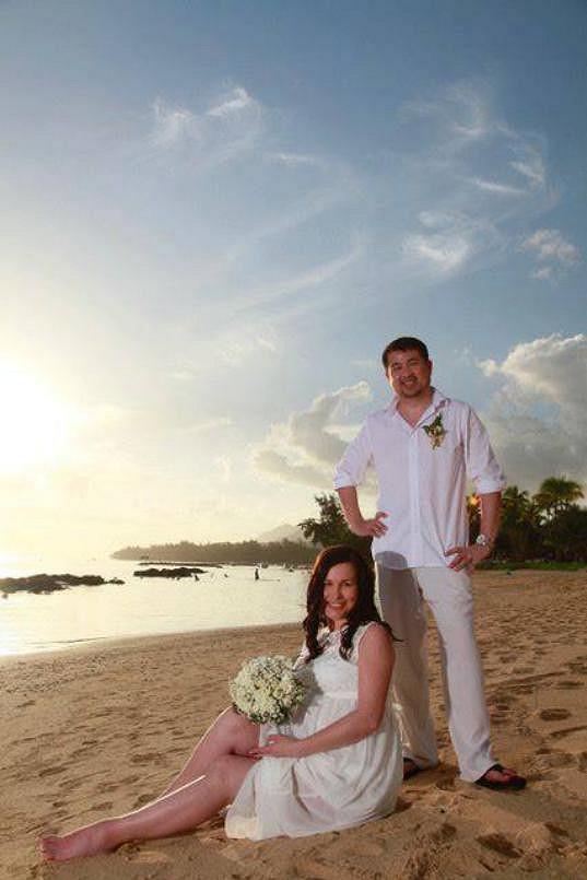 Viet Anh Doan se pochlubil svatební fotografií.