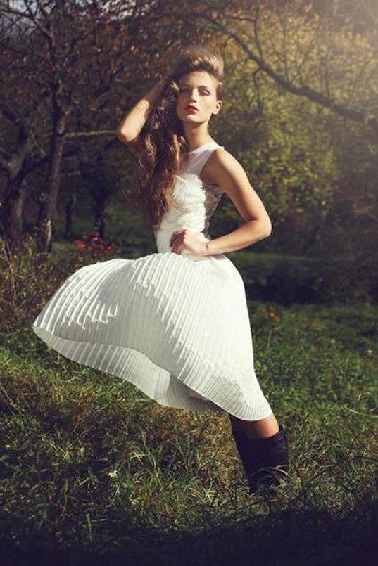 Karolína je nejmladší finalistkou České Miss.