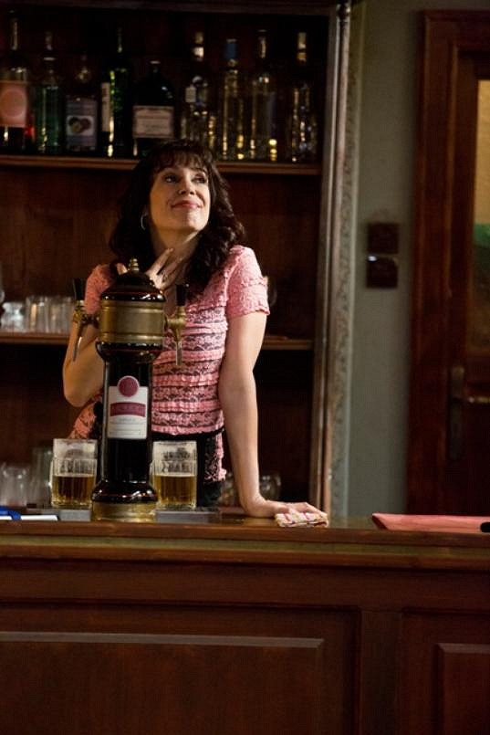 Nela Boudová si zahraje servírku Vandu v seriálu Doktoři z Počátků.