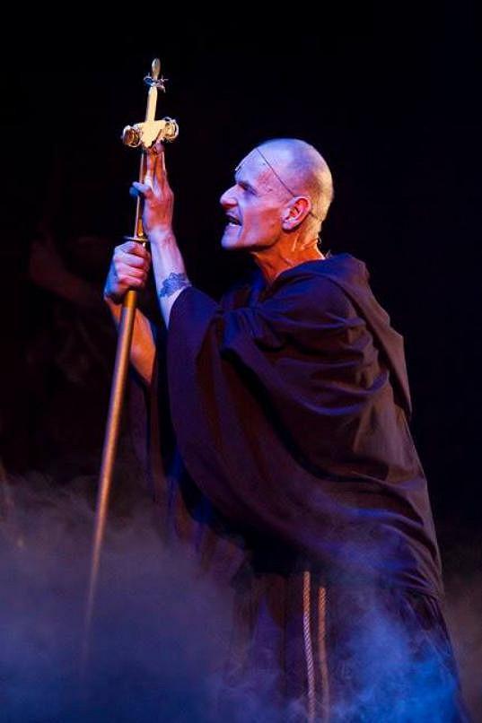 Vladimír Marek si zahrál v mnoha muzikálech.