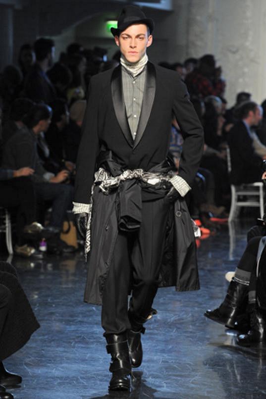 Český model se stal oblíbencem Jeana Paula Gaultiera.