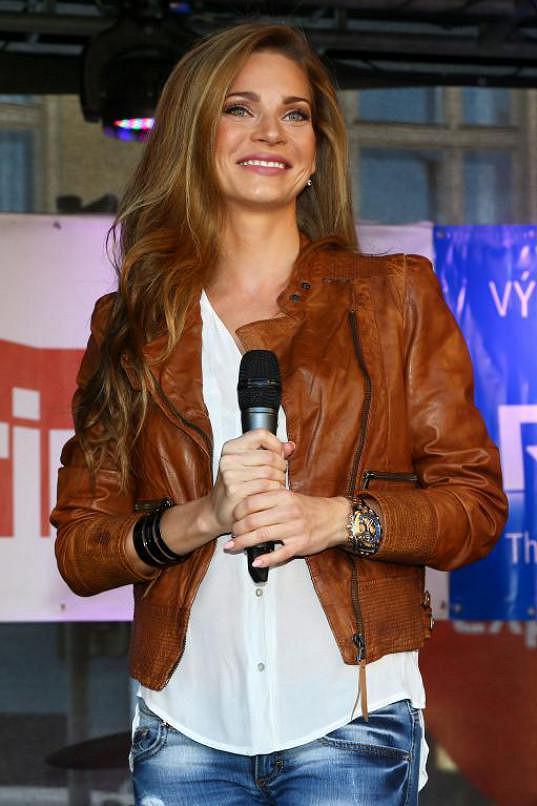 Andrea Verešová navštívila plzeňské fanoušky primáckých seriálů v sobotu.