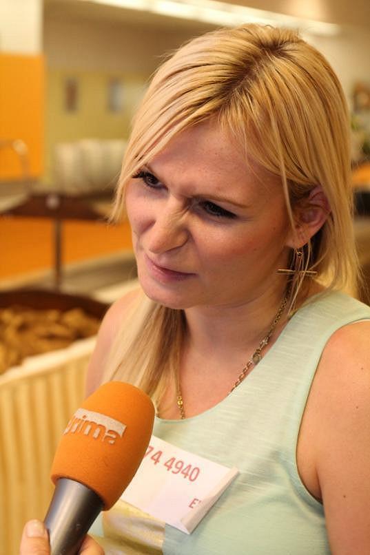 Eva Feureislová se hlásí do VyVolených.
