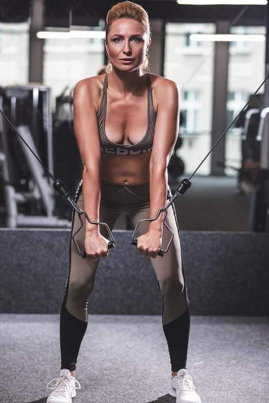 Modelka Romana Pavelková
