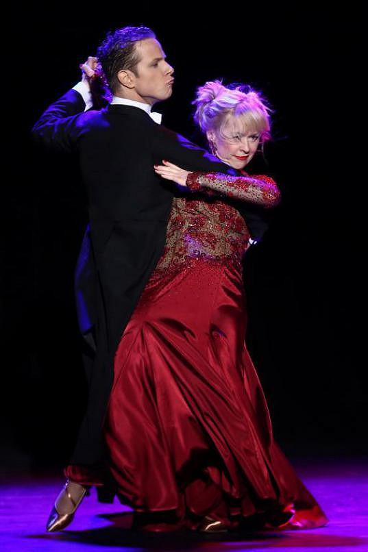 Zatančili tango.