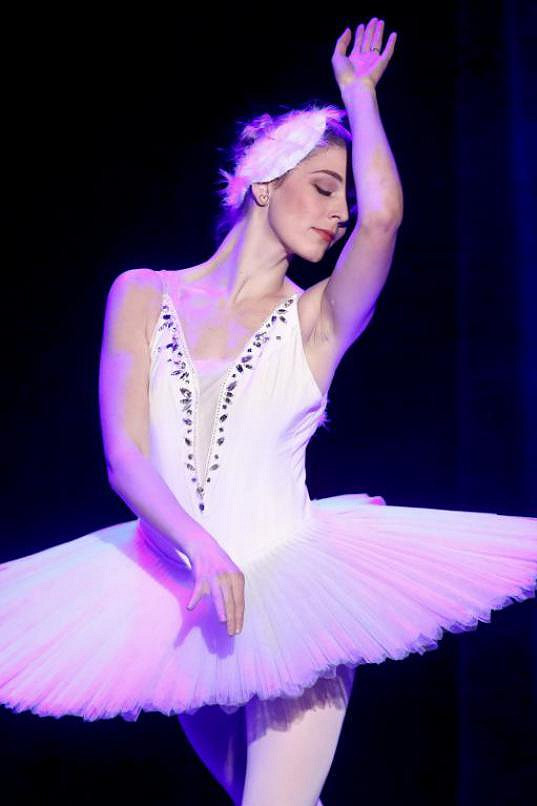 S baletem na profesionální úrovni skončila ze zdravotních důvodů.
