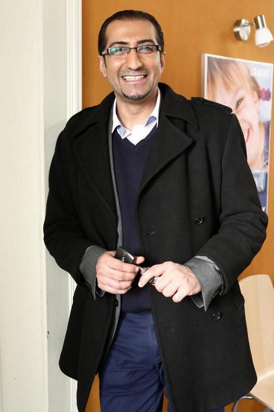 Ali Amiri se znovu objeví v televizi.