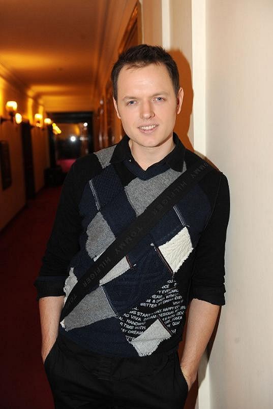 Jan Kříž je nominován na cenu pro nejlepšího muzikálového herce.