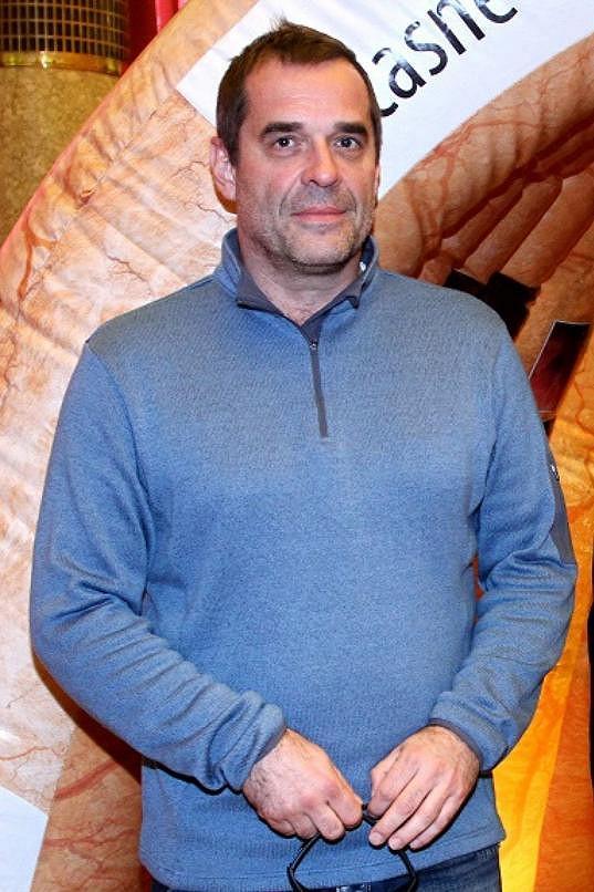 Miroslav Etzler je tváří projektu Onkomaják.