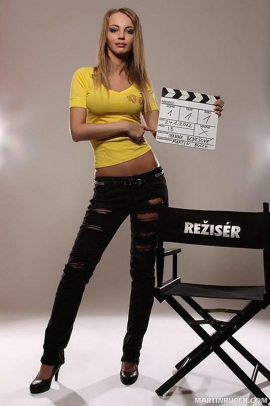 Takhle prý vypadá moderní režisérka.
