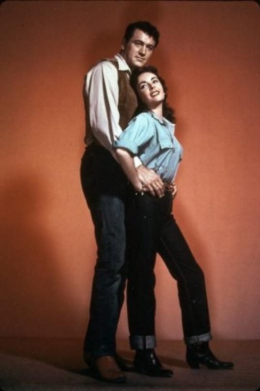 Elizabeth Taylor byla jeho věrnou kamarádkou.