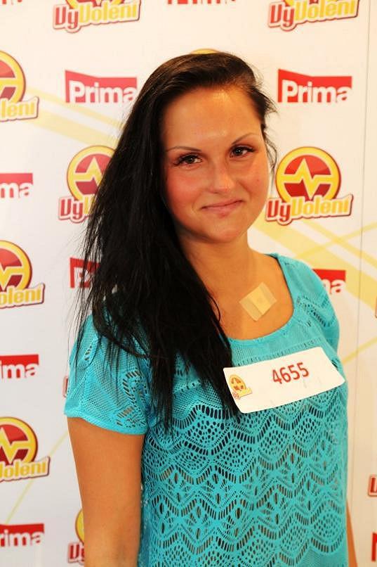 Barbora Bulířová je na taťku podobná.