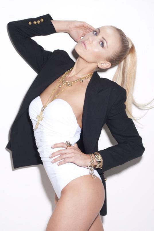 Frantová je stálicí českého modelingu.