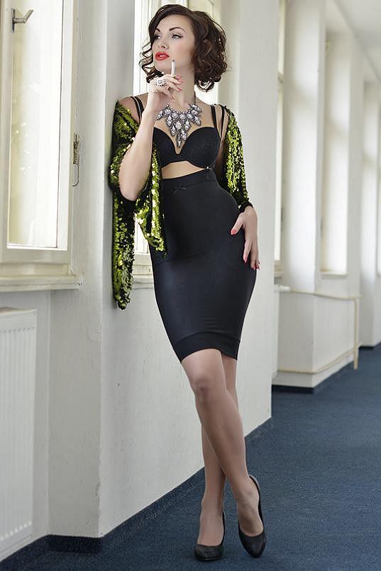 Kamila Nývltová je vážně sexy