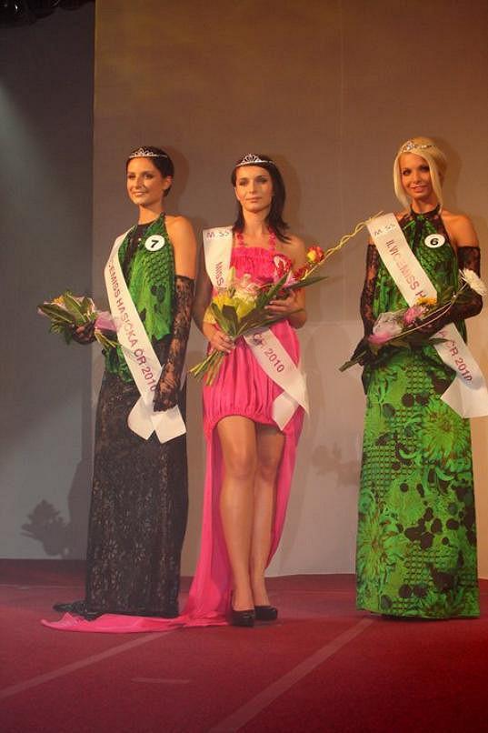 V roce 2010 vyhrála soutěž Miss Hasička.
