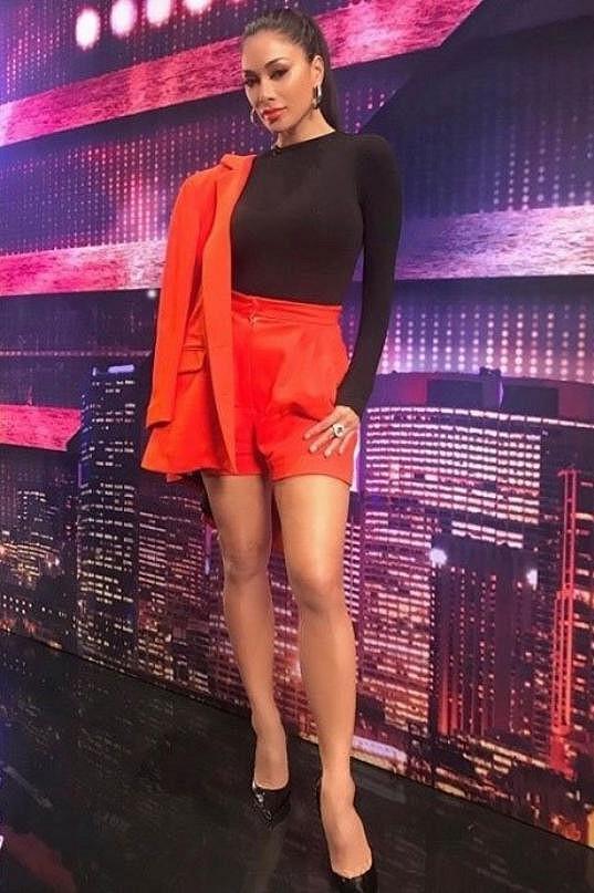 Nicole Scherzinger se vrátila do role porotkyně talentové show.