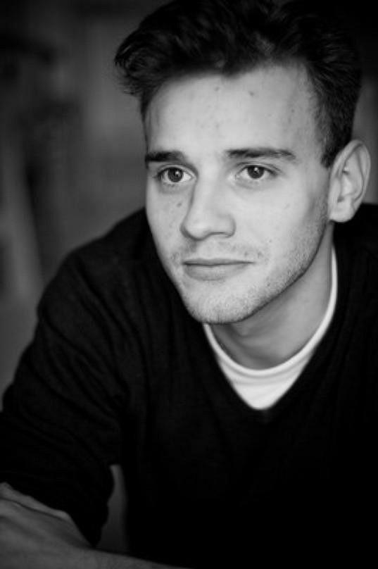 Tenhle portrét Michala najdete na stránkách školy, kterou studuje.