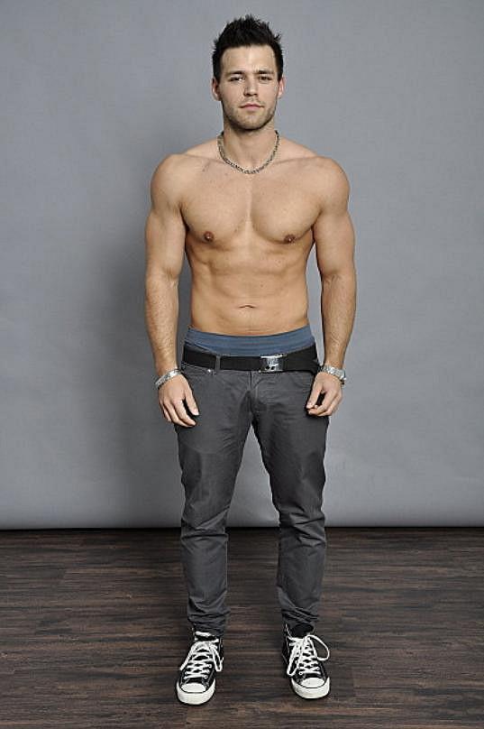 1. Jakub Němeček, fitness trenér, 23 let, Louny, výška 180 cm