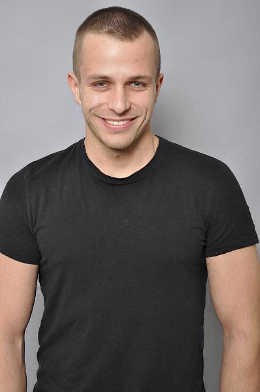 2. Filip Tušer, barman, 25 let, Praha, 182 cm