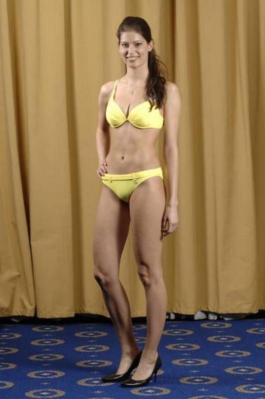 Jana Marečková vyhrála v roce 2009 Miss Academia.