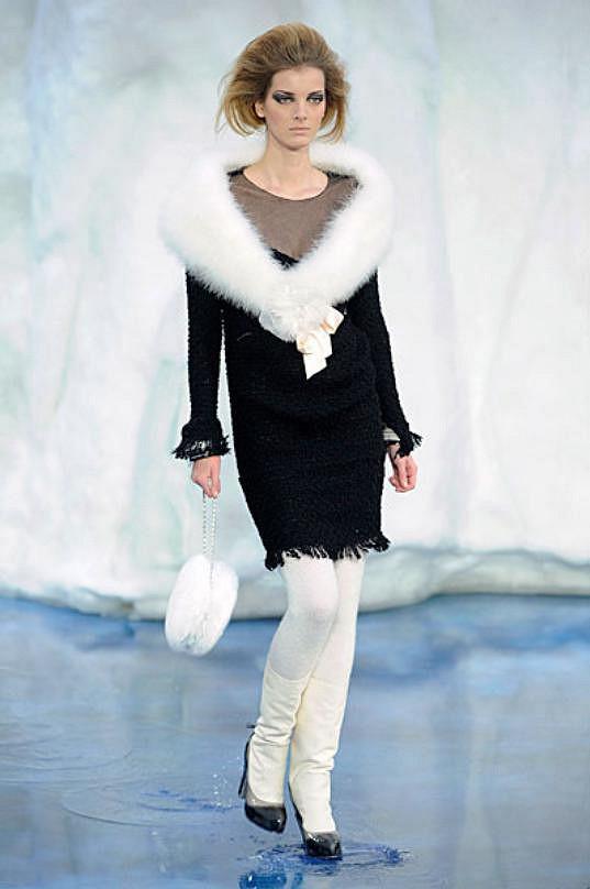Denisa pracuje pro světové módní domy.