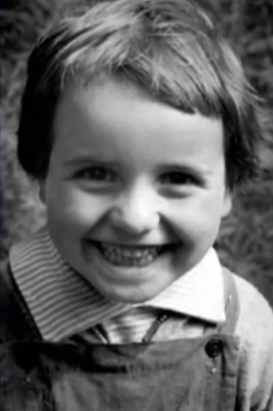 Veronika Freimanová byla usměvavé dítko.