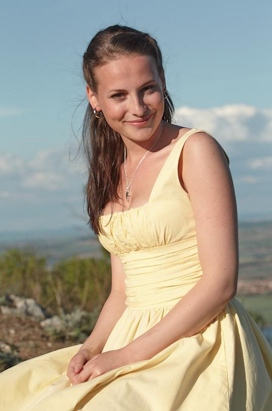 Anna Fialová se vydala ve stopách dědečka.
