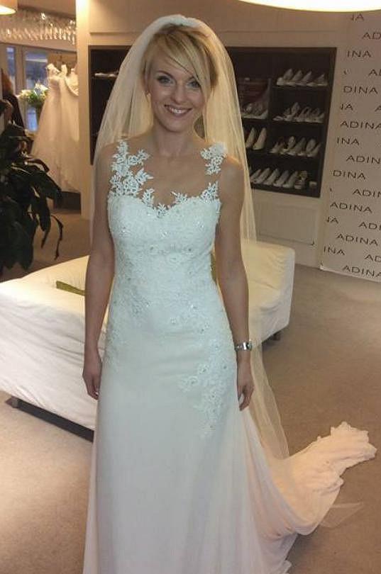 Petra Peterová se v sobotu vdává.