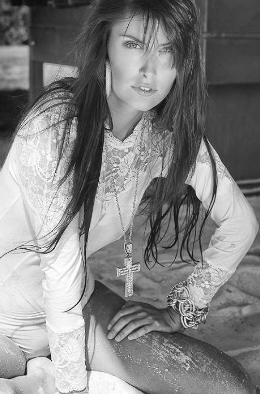 Sandra Marková má božské tělo.