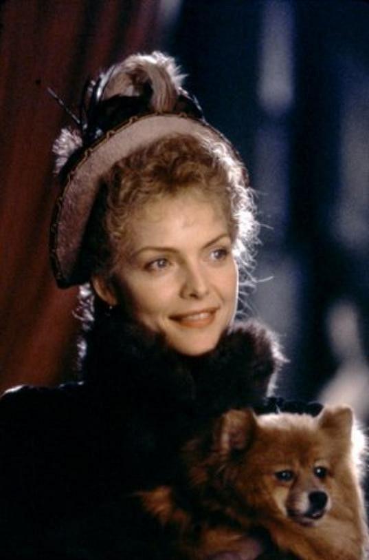 Michelle ve filmu Věk nevinnosti (1993)