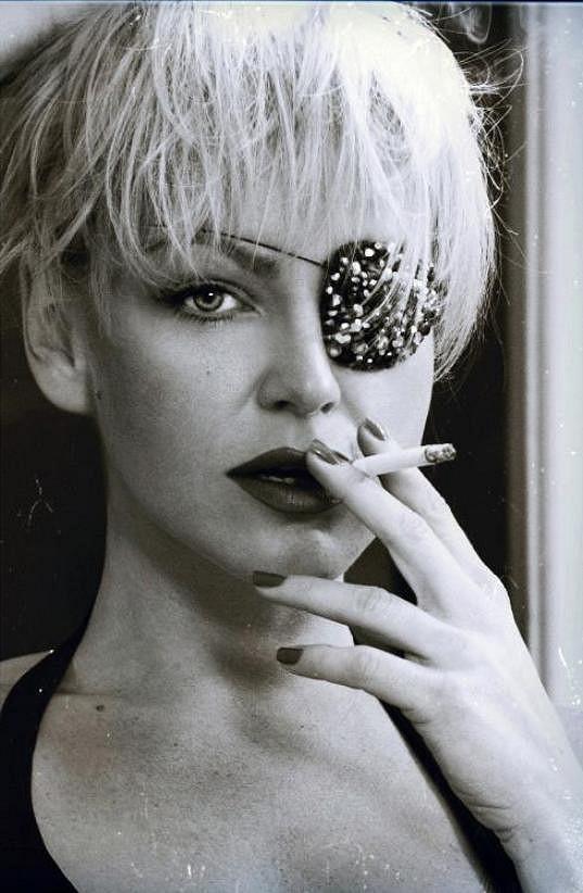 Martina Pártlová na snímku fotografky Ivy Haj.