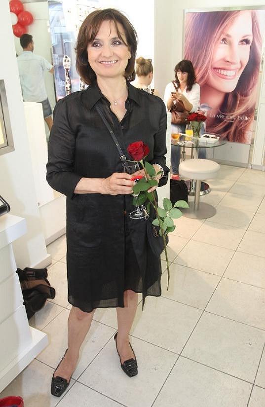 Veronika Freimanová vypadá skvěle.