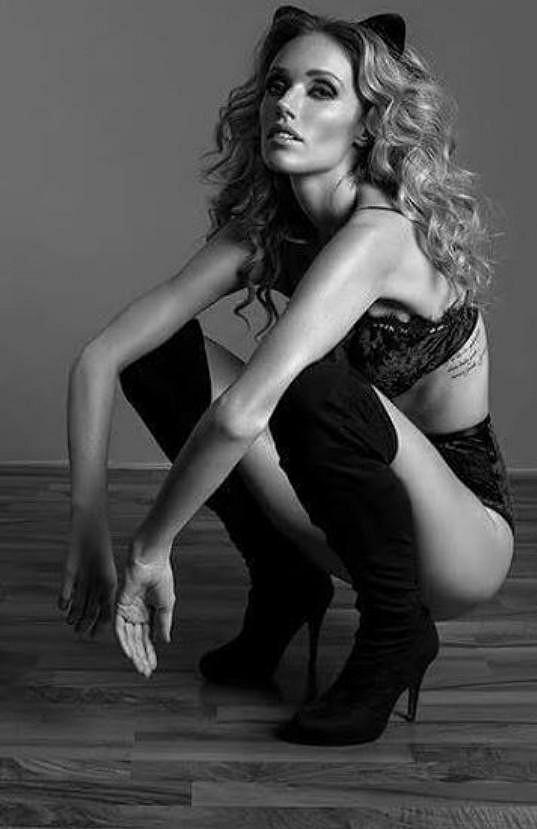 Kateřina Šonková byla v Miss před sedmi lety.