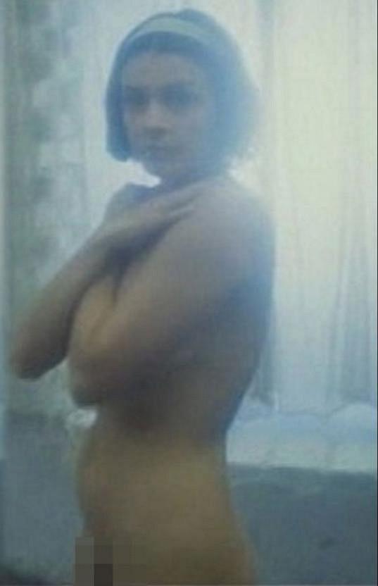 Lenka Skopalová se ve filmu Papilio ukázala úplně nahá.