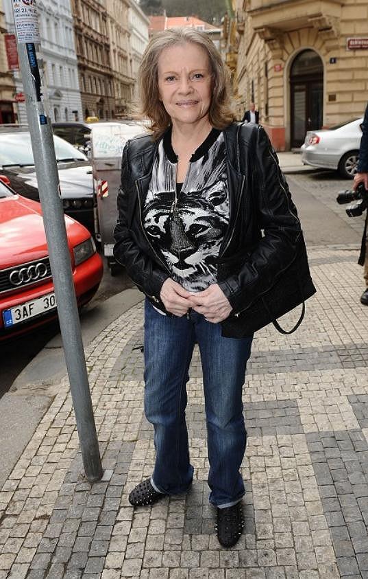 Eva Pilarová pohubla.