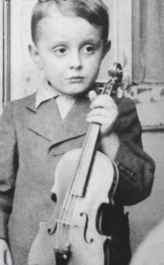 Eduard Hrubeš tíhl k hudbě už od útlého věku.