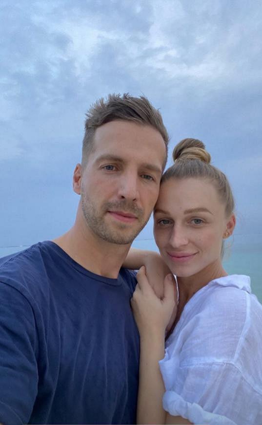Veronika Kašáková s partnerem si užili poslední dovolenou před narozením jejich prvního společného potomka.