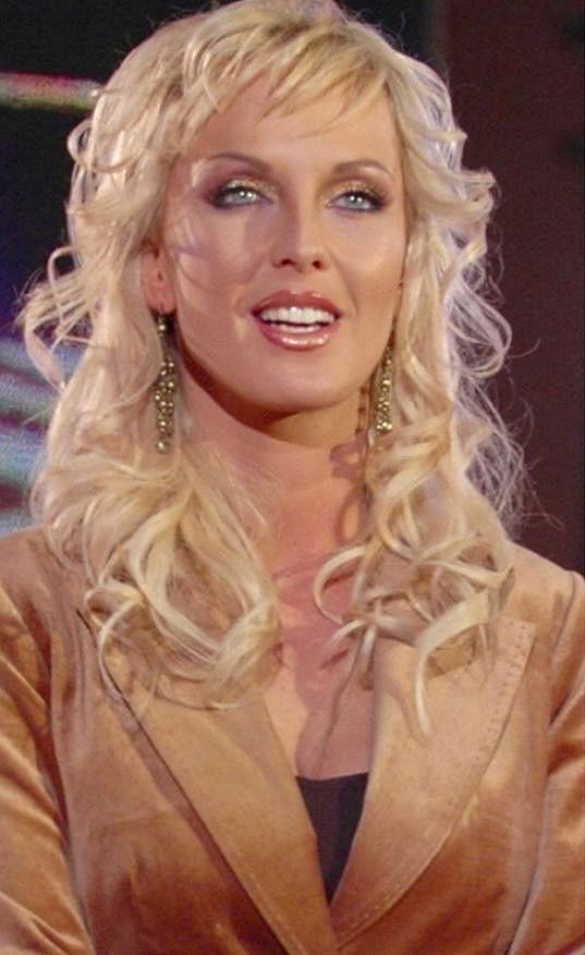 Zuzana před 14 lety na TV Markíza.
