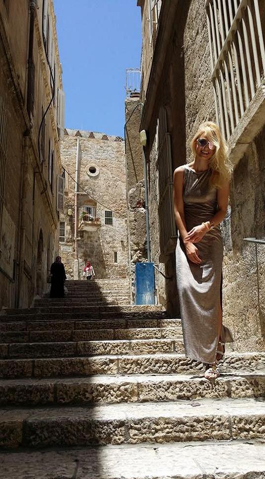 Tereza v Jeruzalémě