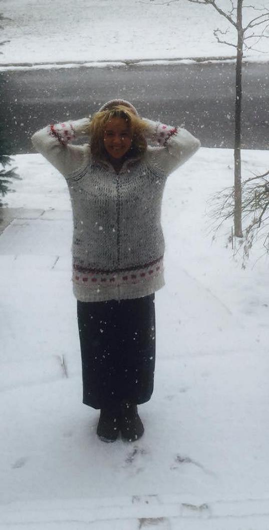 V Kanadě teď sněží nonstop.