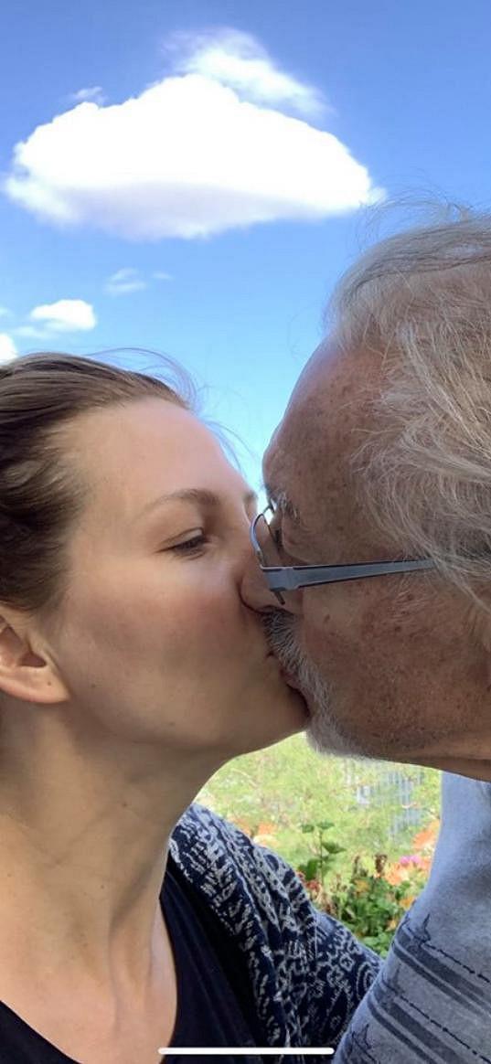 Svému manželovi byla Ivana oporou v boji s rakovinou.