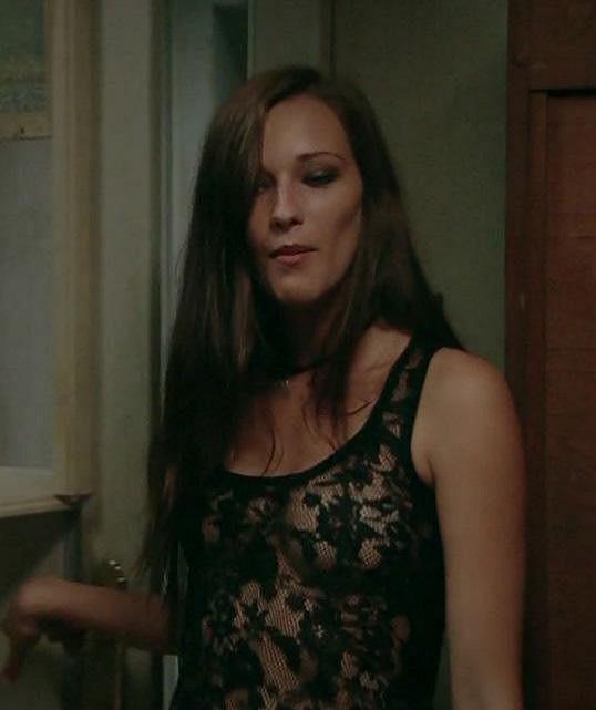 Herečka v seriálu sváděla terapeuta Ondřeje (Václav Jílek).