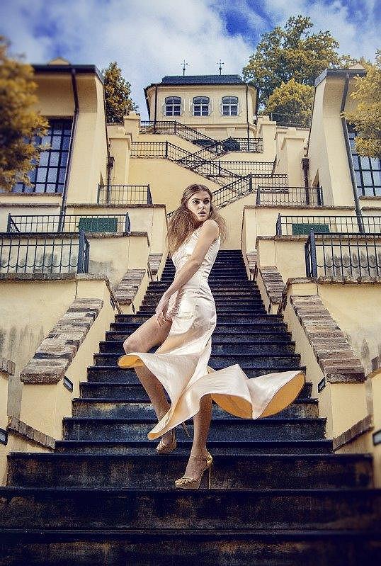 Veronika Hladíková je jako modelka žádaná.