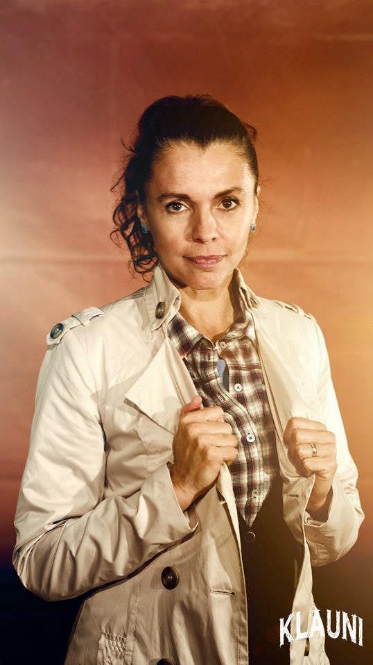 Eva Jeníčková si zahraje ve filmu Klauni.
