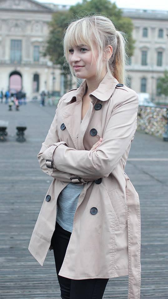 Málokterá česká zpěvačka se může radovat z toho, že natočí klip v zahraničí.