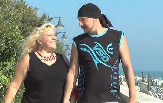 Marie Pojkarová a Bohuš Matuš natočili videoklip aspirující na titul úlet roku.