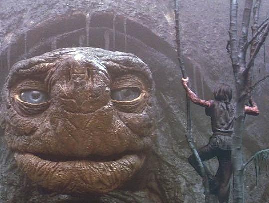 Morlor, nejstarší tvor z Nekonečného příběhu